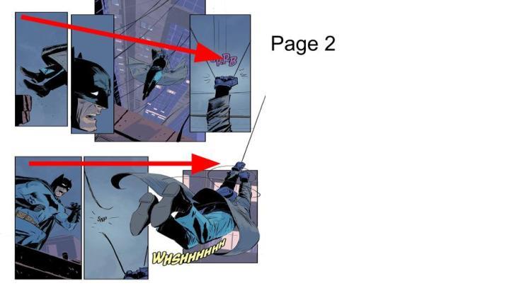 Constructing Comics Episode 26 Batman 67-2