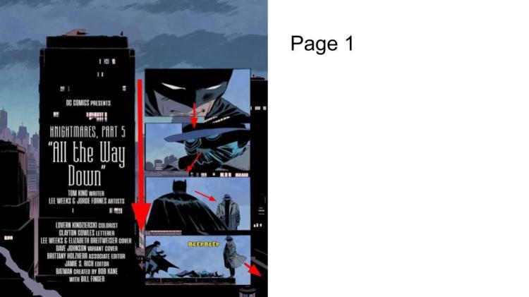 Constructing Comics Episode 26 Batman 67