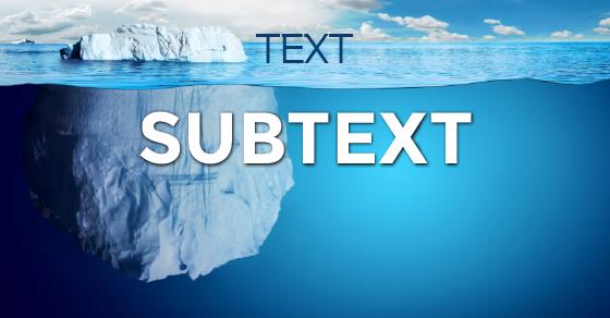 Sub Text